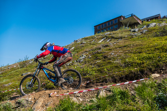 MTB Downhill National Norwegian Championship