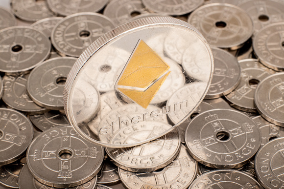 Ethereum over kroner